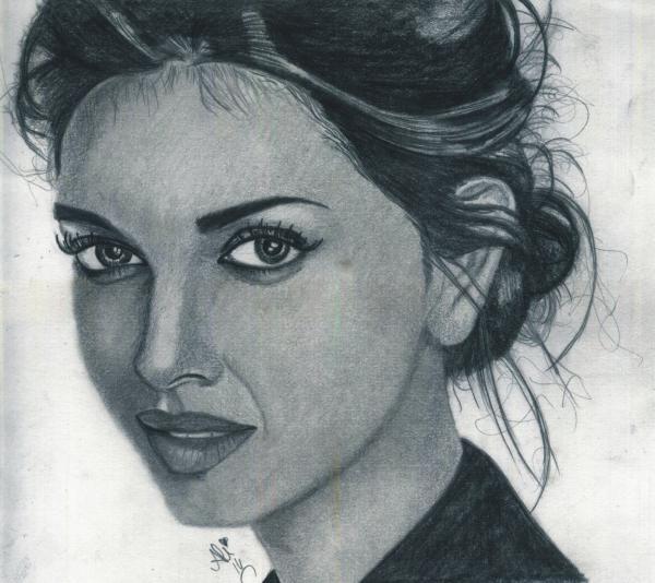 Deepika Padukone by bobbydar01@gmail.com